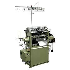 Project on Study on Knitting Machineries
