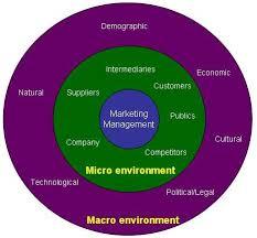 Marketing Environment Management