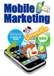 Discuss on Mobile Marketing