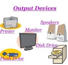Define and Discuss on Output Devices