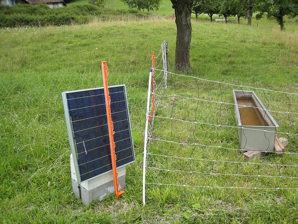 Discussed on Solar Electric Fence Energizer