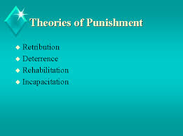 Discuss on Theories of Punishment