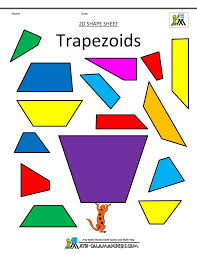 Define and Discuss on Trapezoids