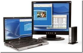 Difference Between Desktop Computer and Laptop
