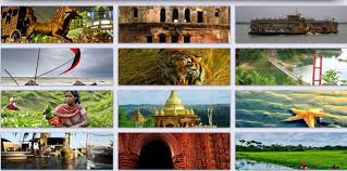 Research on Tourism Development of Bangladesh