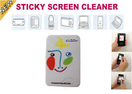 Microfiber for Screen Cleaning