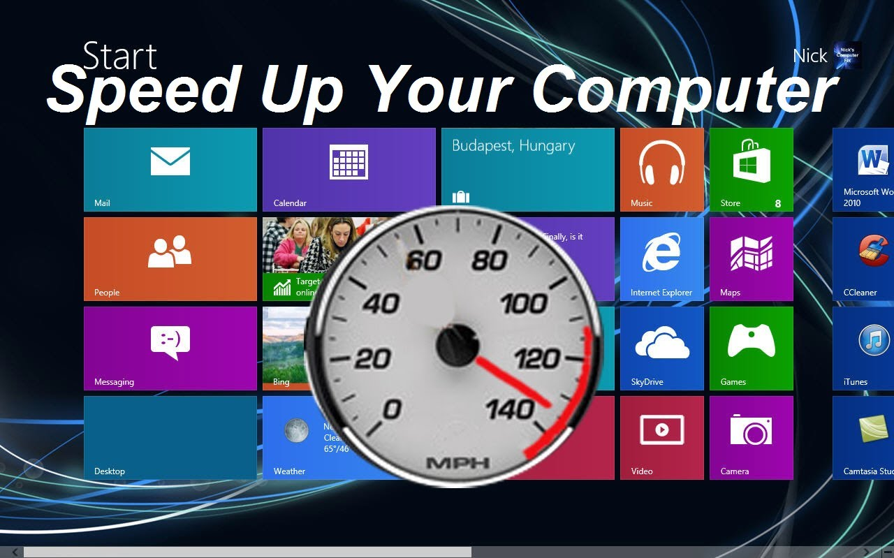 Some Useful Tips for  Boost Laptop Performance