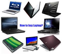 Six  Simple Tips Before Buy Laptop