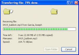 Discuss on Dictation File Transfer