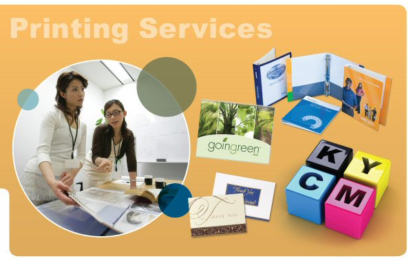 Print Services are Important for Business