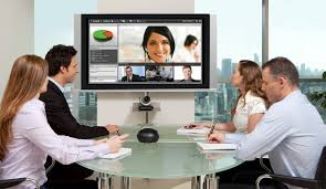 Using Video Conferencing