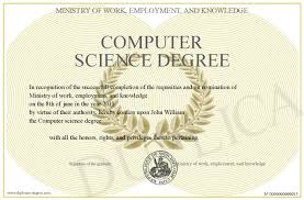 Computer Science Degree Program