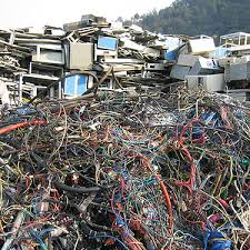Disposal of Electronic and Electrical Wastes