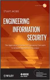 Information Security Engineering
