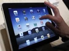 iPad Touchscreen