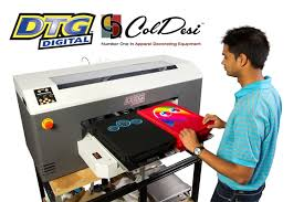 What Is DTG Printing
