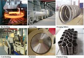 Discuss on Advantages of Titanium Forgings