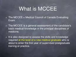 MCCEE Medical Examination
