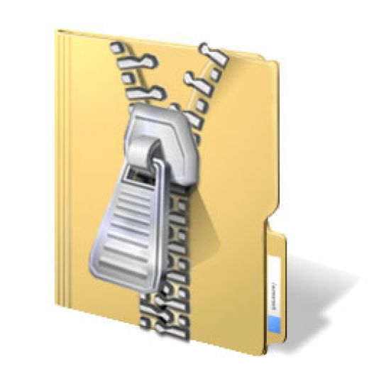 Discuss on Open a Zipped File