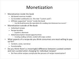 Analysis on Digital Content Monetization