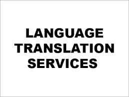 The Important of Language Translation Services