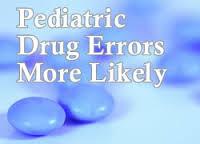 Explain Pediatric Error