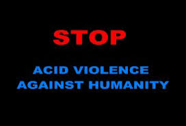 Report on Incidence of Acid Violence