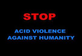 Report on Incidence of Acid Violence