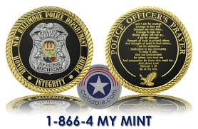 Explain on Challenge Coins