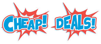 Define On Cheap Deals