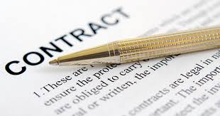 Define on Contract Management