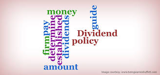 Define Dividend Policy