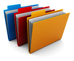 Explain on Document files Folders