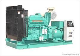 Hiring a Diesel Generator