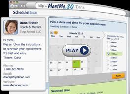 Use an Online Scheduler Tool