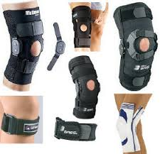 Analysis on Knee Support Treatment