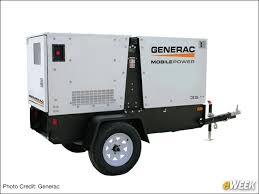 The Advantage of using Mobile Generators