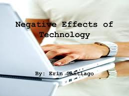 Negative Impact of Technology