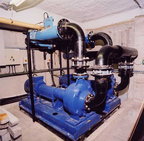 Discuss on Packaged Pump Systems