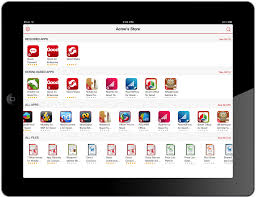 An App Store App From the iPad