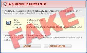 Defender Firewall Alert
