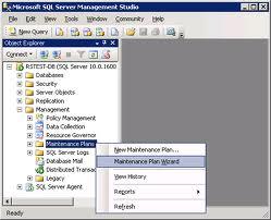 Server Maintenance Plan