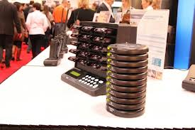 Using Restaurant Pagers