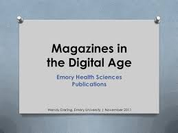 Digital Age of Magazines