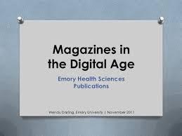 Digital Age of Magazines