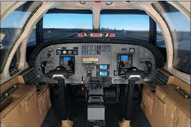 Flight Simulator Control