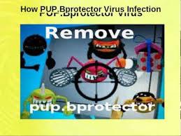 Remove PUP Bprotector Adware