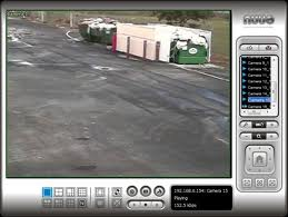 Surveillance DVR Playback