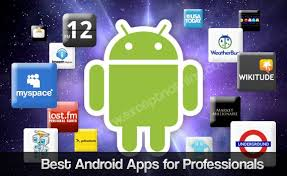 Android apps for it professionals