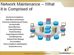 Implementing Network Maintenance